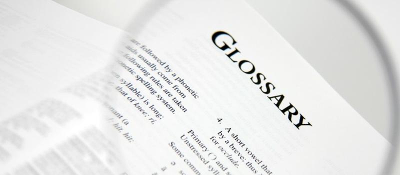 Il glossario di corsikitesurf.it