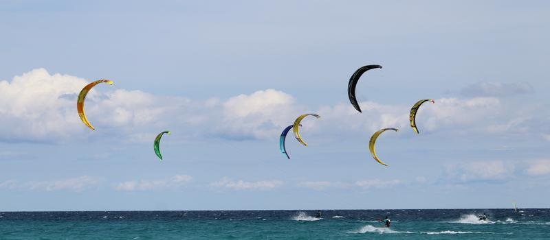 Meteo kitesurf - Come si forma il vento