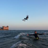 Positive Kite - Santa Severa -Roma