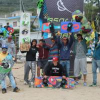 Campione Italiano Kitesurf Freestyle 2014